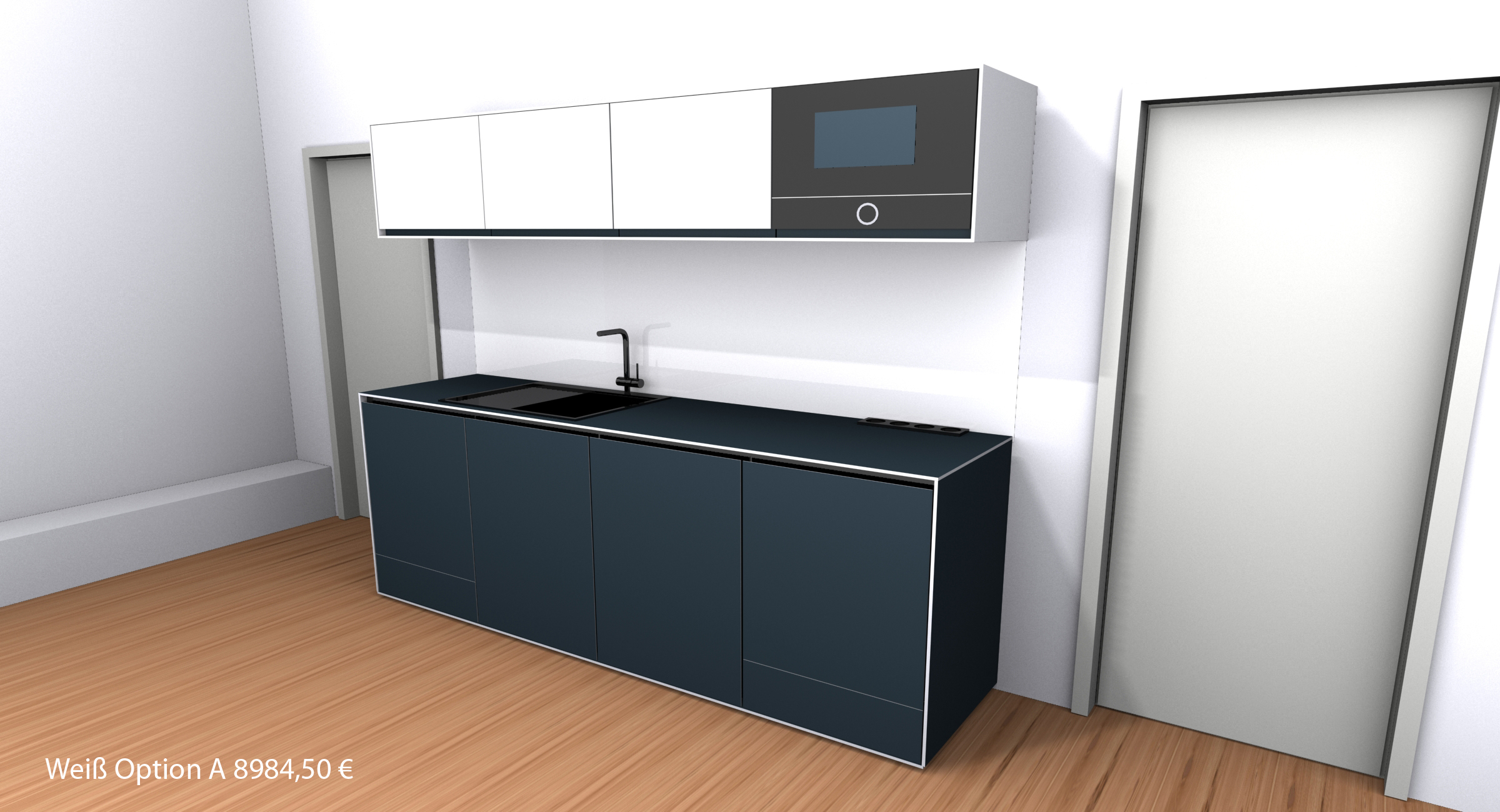 Kücheninsel Metall